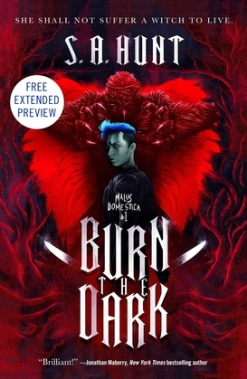 Burn the Dark Sneak Peek