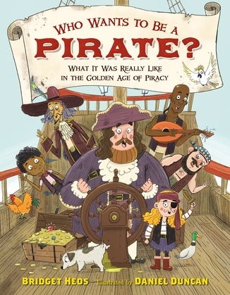 Who Wants to Be a Pirate?