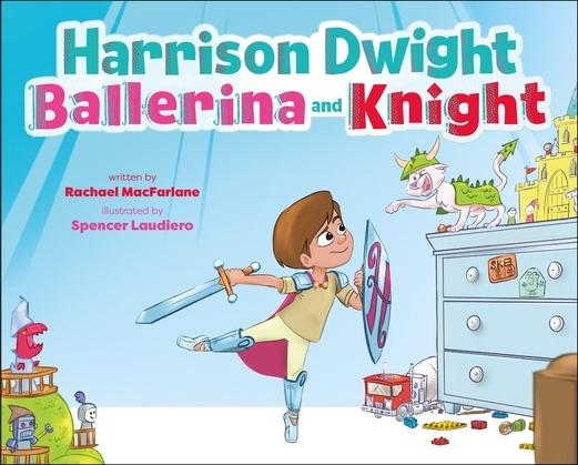 Harrison Dwight, Ballerina and Knight