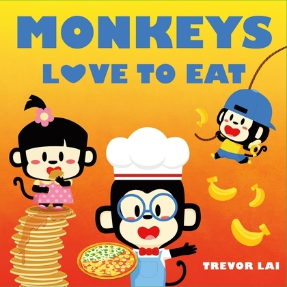 Monkeys Love to Eat