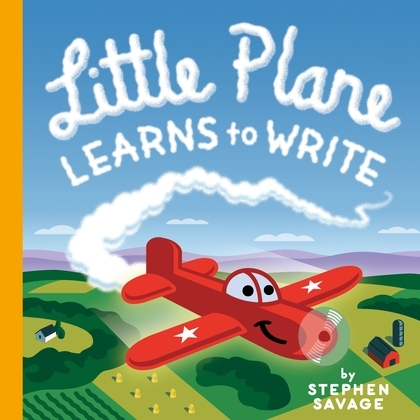 Little Plane Learns to Write