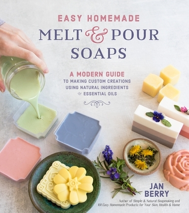 Easy Homemade Melt and Pour Soaps