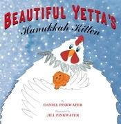 Beautiful Yetta's Hanukkah Kitten