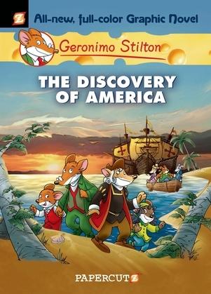 Geronimo Stilton Graphic Novels #1
