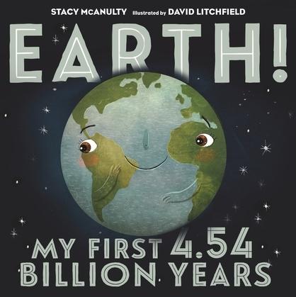 Earth! My First 4.54 Billion Years