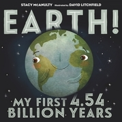 Earth! My First 4.54 Billion Years