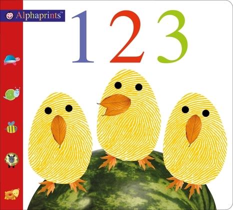 Alphaprints: 123