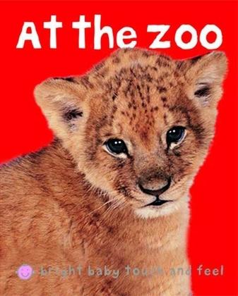 Bright Baby At the Zoo