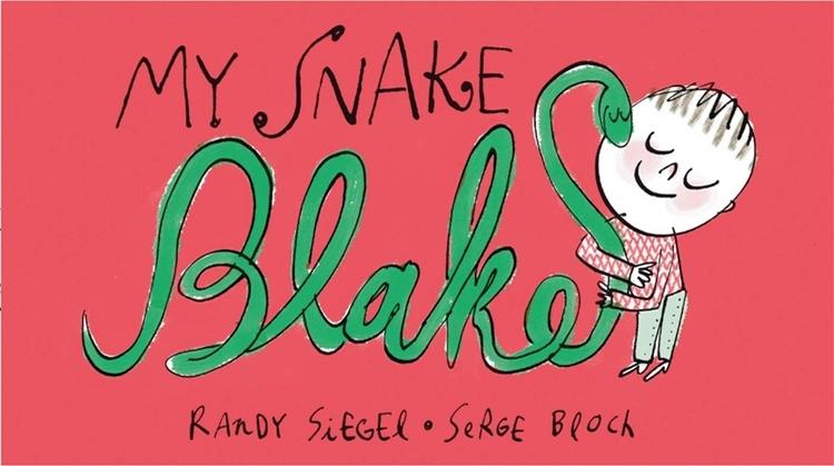 My Snake Blake