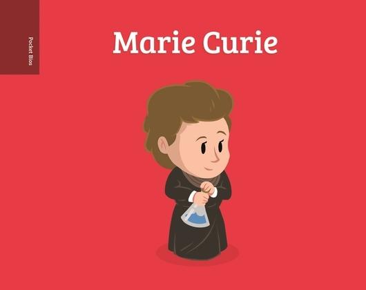 Pocket Bios: Marie Curie
