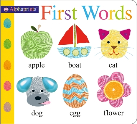 Alphaprints First Words