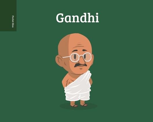Pocket Bios: Gandhi