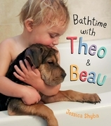 Bathtime with Theo and Beau