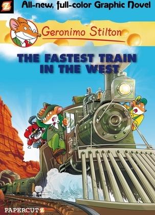 Geronimo Stilton Graphic Novels #13