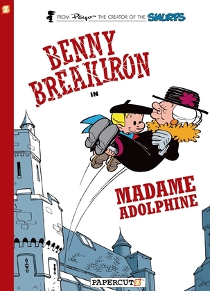 Benny Breakiron #2