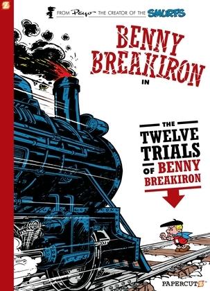 Benny Breakiron #3
