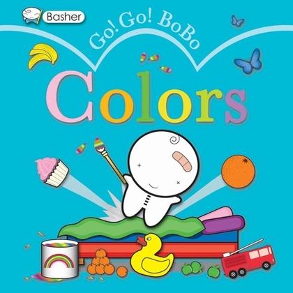 Basher: Go! Go! Bobo Colors