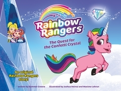 Rainbow Rangers: The Quest for the Confetti Crystal