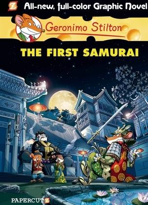 Geronimo Stilton Graphic Novels #12