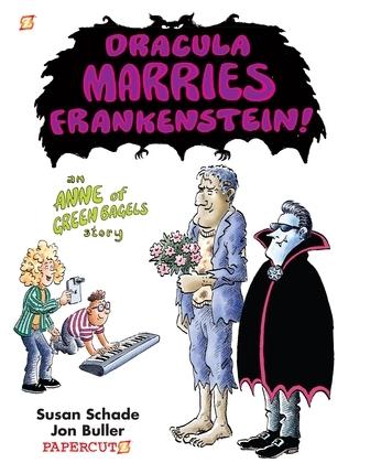 Dracula Marries Frankenstein