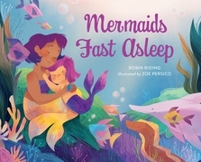 Mermaids Fast Asleep
