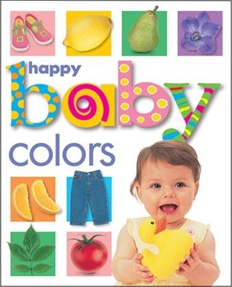 Happy Baby: Colors