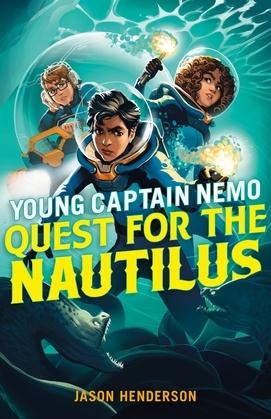 Quest for the Nautilus: Young Captain Nemo