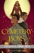 Cemetery Boys Sneak Peek