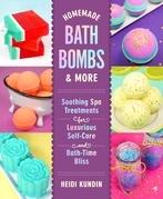Homemade Bath Bombs & More