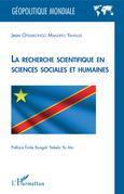 La recherche scientifique en sciences sociales et humaines
