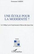 Une école pour la modernité