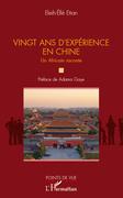 Vingt ans d'expérience en chine - un afr