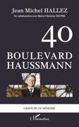 40, boulevard Haussmann