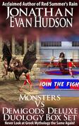 Monsters Vs Demigods Deluxe Duology Box Set