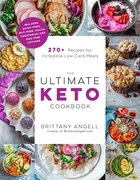 The Ultimate Keto Cookbook