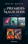 Coffret Pentalogie - Les premiers magiciens