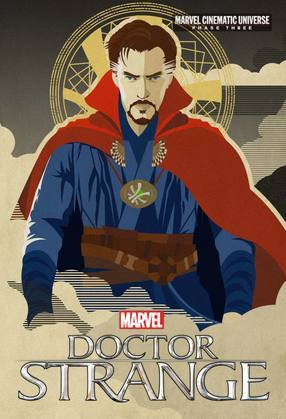 Phase Three: MARVEL's Doctor Strange