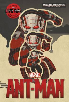 Phase Two: Marvel's Ant-Man