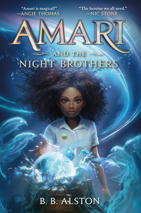 Amari and the Night Brothers