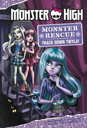 Monster High: Monster Rescue: Track Down Twyla!
