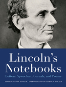 Lincoln's Notebooks