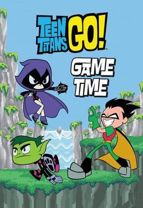 Teen Titans Go! (TM): Game Time