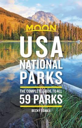 Moon USA National Parks