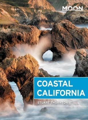 Moon Coastal California