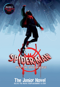 Spider-Man: Into the Spider-Verse: The Junior Novel