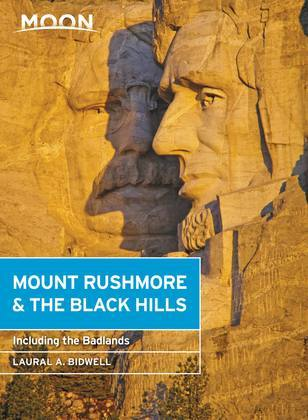 Moon Mount Rushmore & the Black Hills