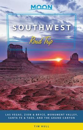 Moon Southwest Road Trip