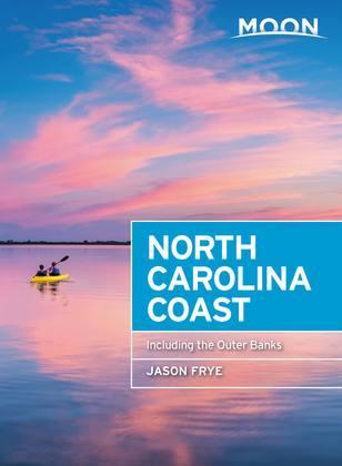 Moon North Carolina Coast