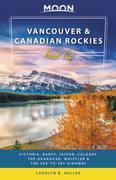 Moon Vancouver & Canadian Rockies Road Trip