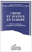 Crime et justice en Europe